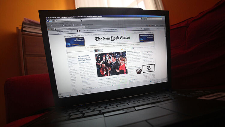 New York Times To Start Charging For Online Content in 2011