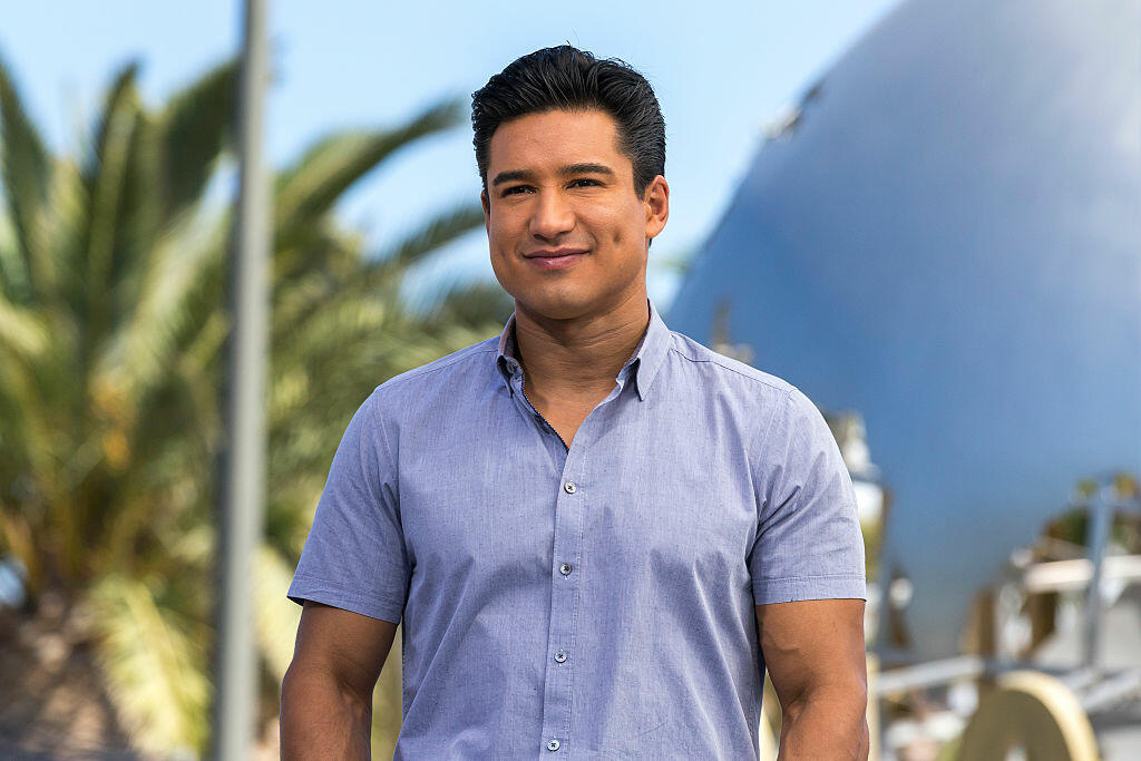 UNIVERSAL CITY, CA - SEPTEMBER 29:  Mario Lopez joins other celebrities in the mobile gaming market with a new casino slots app titled,