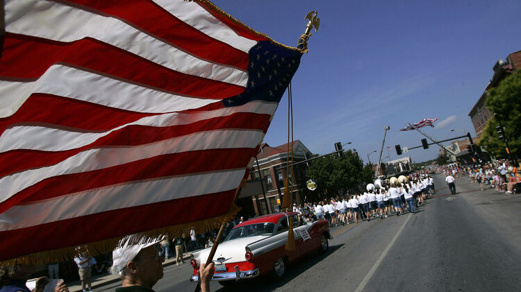 Americans Celebrate Memorial Day