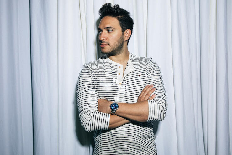 INTERVIEW: Jonas Blue on 'Mama,' New Collaborations & His