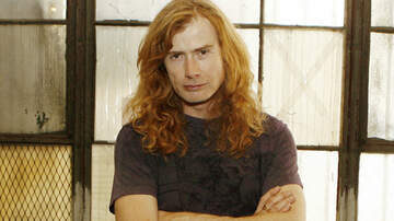 Ayo - Megadeth's Dave Mustaine diagnosed with throat cancer.