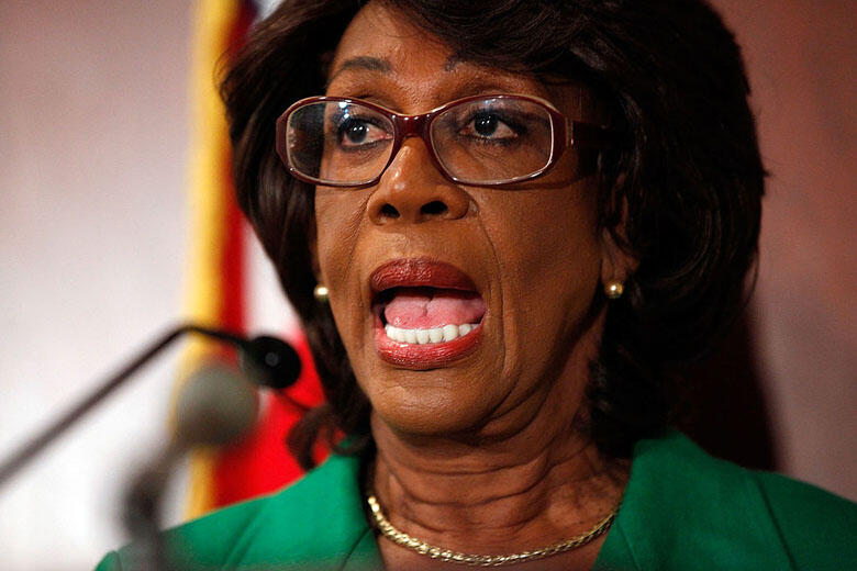 WASHINGTON - AUGUST 13:  Rep. Maxine Waters (D-CA) holds a news conference to challenge the charges made against her by the House of Representatives ethics committee at the U.S. Capitol August 13, 2010 in Washington, DC. The House Committee on Standards o