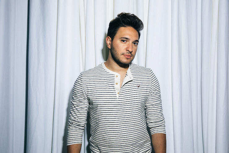 INTERVIEW: Jonas Blue on 'Mama,' New Collaborations & His Live Show