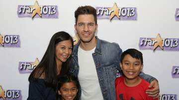 Photos - Andy Grammer in the Star 101.3 VIP Lounge Presented by Subaru 6.29.17