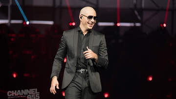 Storm Watch - Pitbull is Helping Cancer Patients in Puerto Rico