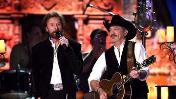 The Drive Home with Christina Wolford - VIDEO: Brooks & Dunn and Midland on Tonight Show