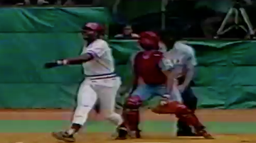 Lance McAlister - This date '85: Dave Parker homers, Bob Hope watches Reds win