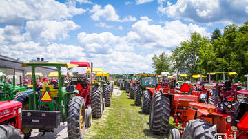 Tractor Ride Blog - 2018 WHO Radio Tractor Ride Announcement Party