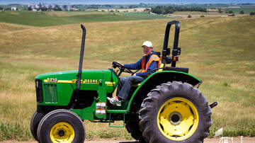 Tractor Ride Blog - 2017 Tractor Ride Photos: Black Group