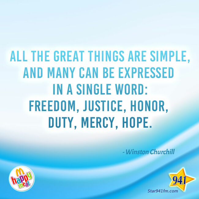 Feel Good Quote of the Day - July 5