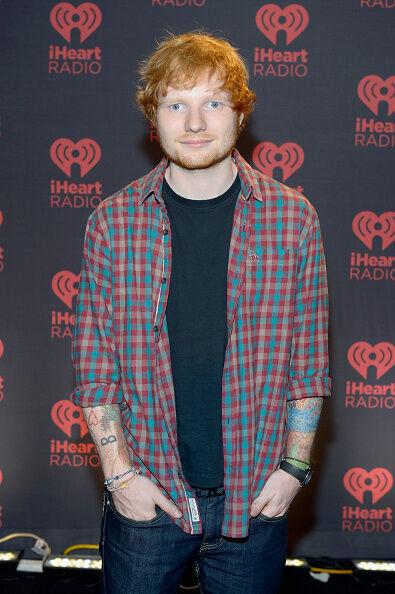 2014 iHeartRadio Music Festival - Night 2 - Backstage