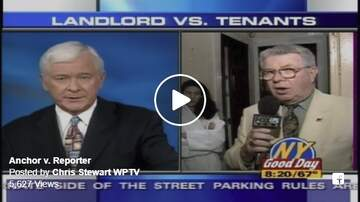 Todd Berry - News Anchor and Reporter Get Heated on LIVE TV