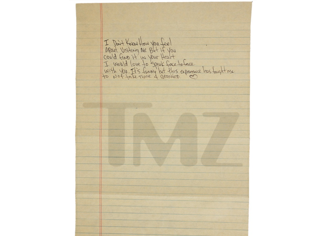 Tupac's Break Up Letter to Madonna Goes to Auction | KFI AM 640