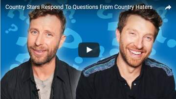 Todd Berry - Country Stars Awnswer Questions From NON Fans