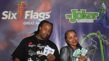 WGCI Summer Jam - Six Flags Takes Over #WGCISUMMERJAM! [PHOTOS]