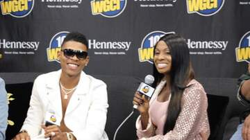 WGCI Summer Jam - Backstage at #WGCISUMMERJAM Powered By Hennessy! [PHOTOS]