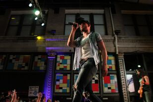 Chase Rice at WPOC's Hot Country Nights