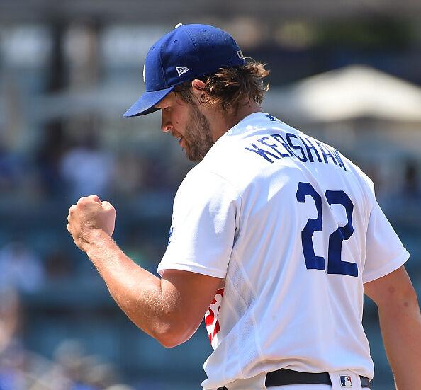 Kansas City Royals v Los Angeles Dodgers