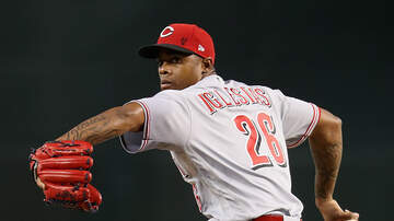 Local Sports Stories - WCHO - Reds Ink New Deal With Closer Raisel Iglesias