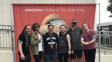 Photos - Shinedown Meet & Greet