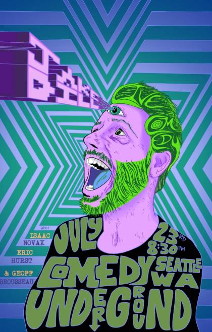Jake Dill Comedy Underground