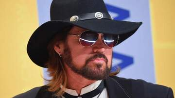 None - Billy Ray Cyrus Collabs With Rapper Lil Nas X on 'Old Town Road'