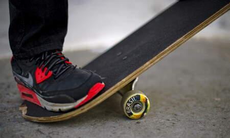 Houston's Morning News - VIDEO: BETO Skates Onto the Stage