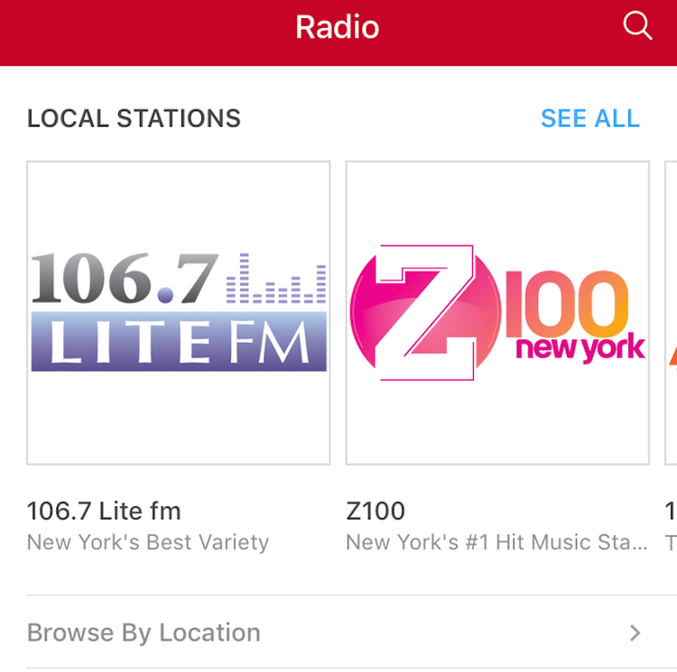 Local Stations
