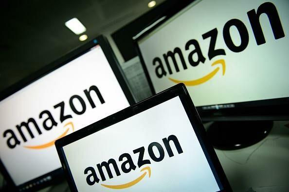 BRITAIN-BUSINESS-RETAIL-AMAZON