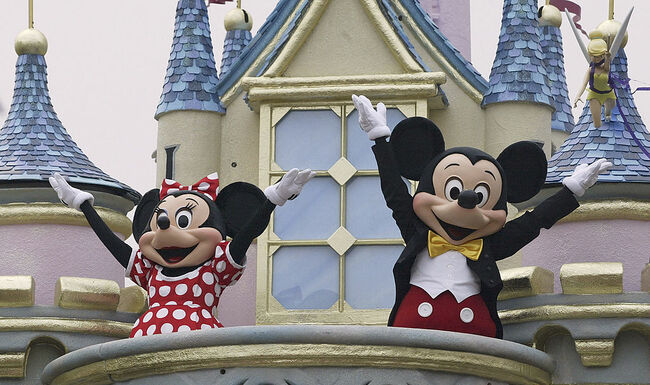 Disneyland To Open In Hong Kong