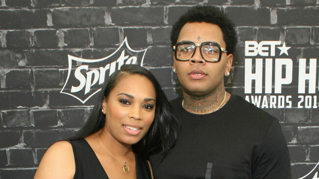Kevin Gates' Wife Working On His New Album While He's In