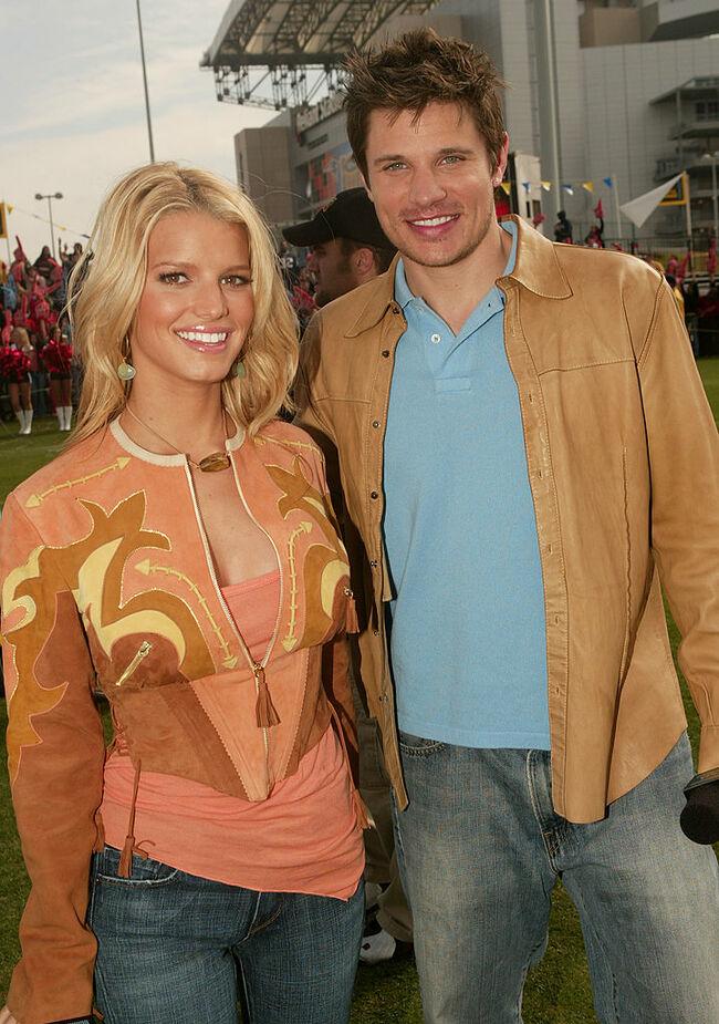 MTV TRL at Super Bowl XXXVII