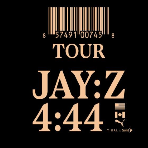 JAY-Z - 4:44 Tour