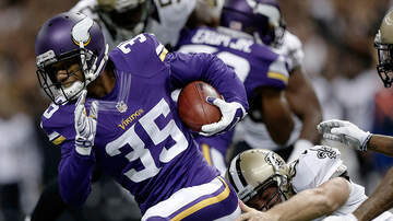 Big Mark Clark - Rochester's Marcus Sherels No Longer with the Saints.