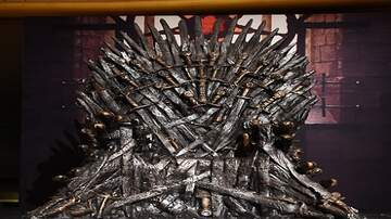 Amanda Flores - A replica of the Iron Throne in Game of Thrones is in DFW!