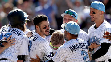 Big Rob on the Radio! - The Rockies And Nolan Arenado Have Reached A New Deal.. 8yrs $260 Million!
