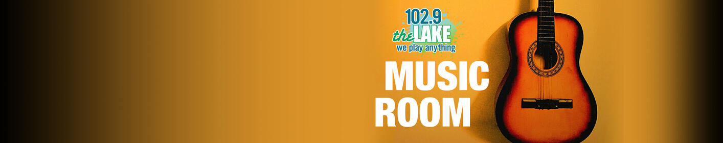 Pick The Music You Hear On 102.9 The Lake