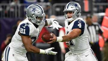 Dallas Cowboys - Cowboys Prep For Buccaneers