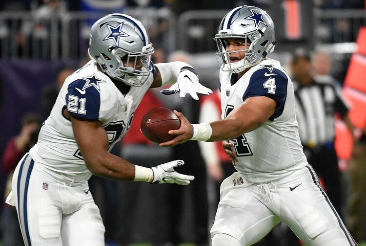 Dallas Cowboys v Minnesota Vikings
