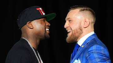Junior - McGregor Has Been Tearing Into Mayweather
