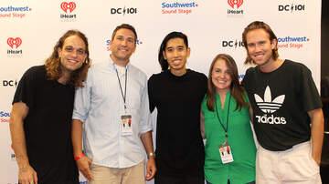 Photos: Southwest Sound Stage - Sir Sly Meet And Greet in DC101's Southwest Sound Stage