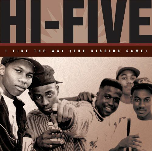Hi Five album Cover