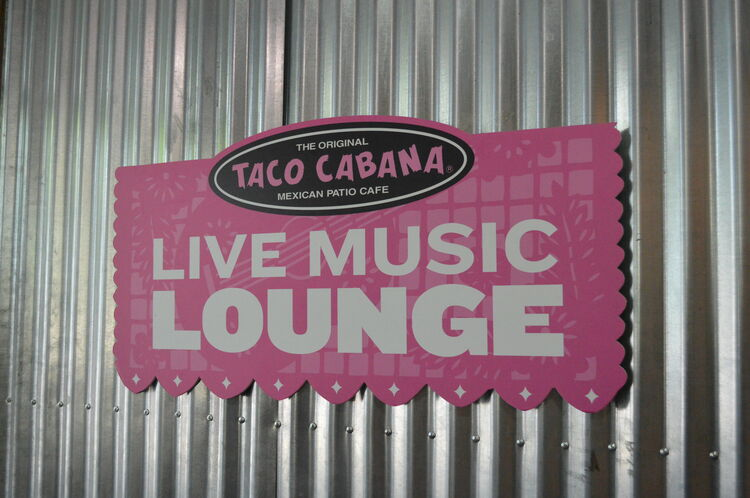 R5 in the Taco Cabana Live Music Lounge