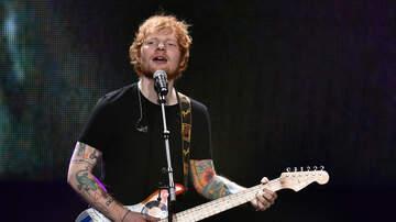 Binky - Ed Sheeran Just Set a New Billboard Record