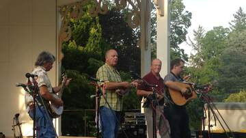 Kris Neal - 7/12/17 Bluegrass In The Park (High Ground & Blue Grass Brothers