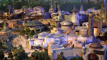 Nikki Reid - Star Wars world at Disney is coming soon!
