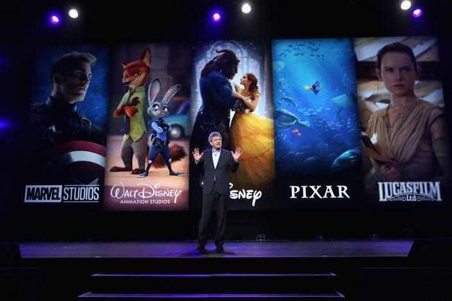 Disney's D23 EXPO 2017