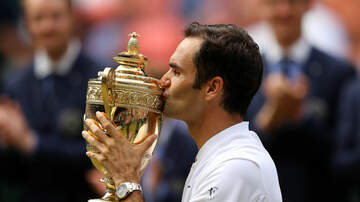 The Sports Buffet - Federer rolls to eighth Wimbledon title, 19th major