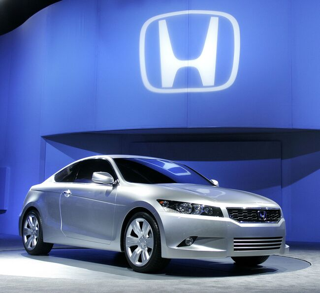 Latest Cars Are Showcased At The Detroit Auto Show