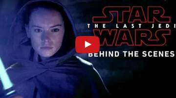 Coe Lewis - Disney Shares a Behind the Scenes Clip From The Upcoming Star Wars Film